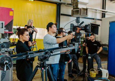 Filmproduktion Basel - Produktion